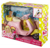 Jucarie Barbie Scooter