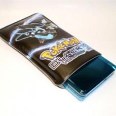 Husa Pokemon Black Pouch Nintendo Ds