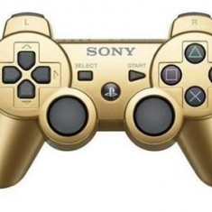 Sony Dualshock 3 Sixaxis Controller Gold Ps3