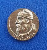 Medalie Decebal regele dacilor - Dacia