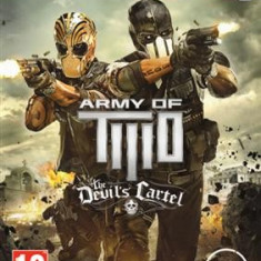 Army Of Two The Devil's Cartel Xbox360