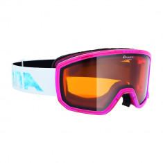 Ochelari Alpina Scarabeo S pink translucent DH