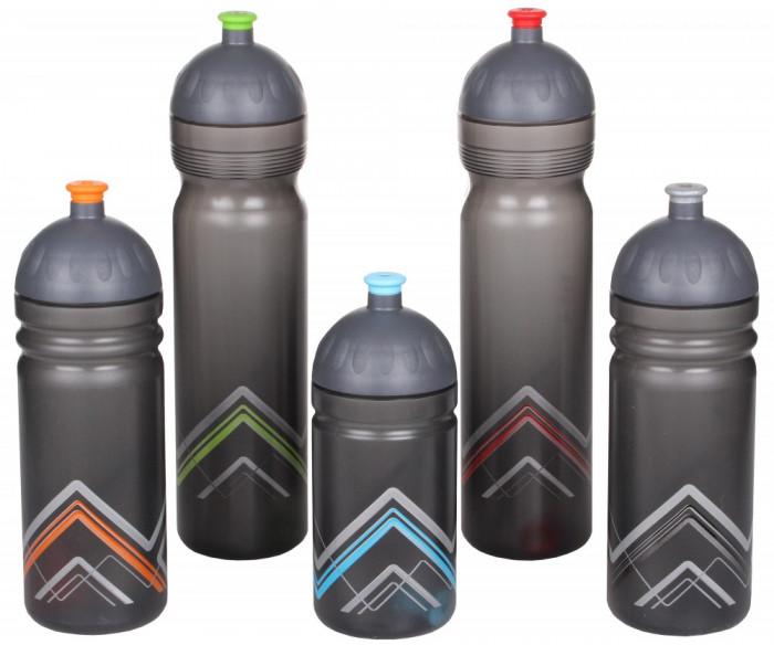 Bidon Bike Mountains rosu 750 ml