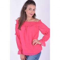 Bluza Fara Umeri Vero Moda New Azalea, L, M, S, XL, XS, Roz