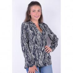 Bluza Vero Moda City Palm Navy, L, M, S, XS, Bleumarin