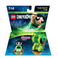 Set Figurine Lego Dimensions Fun Pack The Powerpuff Girls