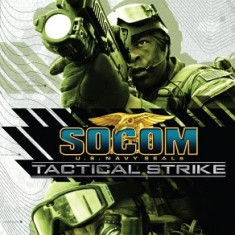 Socom Us Navy Seals Tactical Strike Psp, Sony