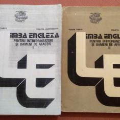 Limba Engleza Pentru Intreprinzatori Si Oameni De Afaceri. 2 Vol. - Fulvia Turcu, Alta editura, 1991