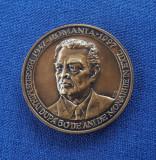 Medalie  M.S. regele Mihai - stema casei regale