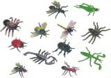 Insecte Set De Miniland 12 Figurine