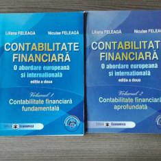 Contabilitate financiara. O abordare europeana si internationala