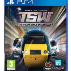 Train Sim World Ps4