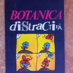 S. I. Ivcenko – Botanica distractiva