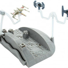 Set De Jucarii Hot Wheels Starships: Star Wars Death Star Trench Run, Mattel