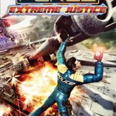 Pursuit Force Extreme Justice Psp, Sony