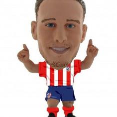 Figurina Soccerstarz Atletico Madrid Saul Niguez Home Kit