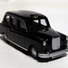London Taxi, Oxford Diecast - 1/76, 1:72
