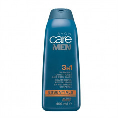 Șampon, balsam și gel de duș 3 în 1