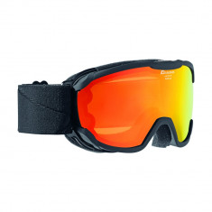 Ochelari Alpina Pheos JR black MM orange