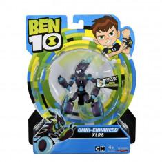 Figurina Ben 10 XLR8 Omni-adaptat - 12 cm