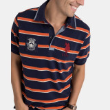 Tricou Polo US POLO ASSN - Tricouri Barbati - 100% AUTENTIC, M, S, Maneca scurta