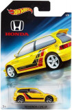 Jucarie Hot Wheels Honda 70Th Anniversary 1:64 Vehicle 90 Honda Civic Ef, Mattel