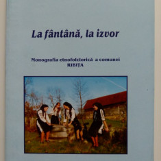 TRANSILVANIA - DUSAN MONICA, MONOGRAFIA ETNOFOLCLORICA RIBITA, HUNEDOARA/ ALBA