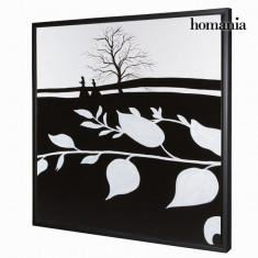Tablou in Ulei (85 x 4 x 85 cm) by Homania