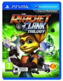 The Ratchet And Clank Trilogy Ps Vita