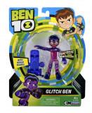 Figurina Ben 10 - GLITCH BEN - 12 cm