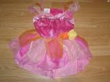 Costum carnaval serbare floare zana pentru copii de 3-4-5 ani, 3-4 ani