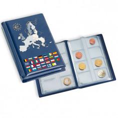 Album de buzunar pentru seturi EURO