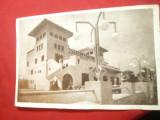 Ilustrata Carmen Sylva- Eforie Sud - Org. Nat. Romana de Voiaj si Turism Europa, Necirculata, Printata