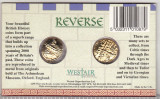 bnk mnd Set 2 reproduceri dupa monede celtice - in folder