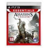 Assassins Creed III (3) (Essentials) /PS3