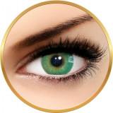 Solotica Hidrocor Verde - lentile de contact colorate verzi lunare - 30 purtari (2 lentile/cutie)