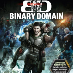 Binary Domain Limited Edition /X360