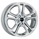 Jante SUZUKI SWIFT SPORT 2WD 6.5J x 16 Inch 5X114,3 et40 - Mak Hessen Silver, 6,5
