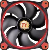 Thermaltake Fan 140mm Riing 14 LED rosu