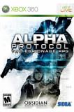 Alpha Protocol /X360 #