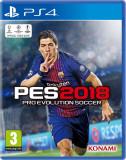 Pro Evolution Soccer (PES) 2018 /PS4