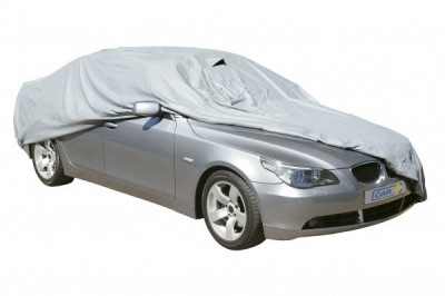 Prelata auto, husa exterioara impermeabila Honda Civic M-size 430X160X120cm foto