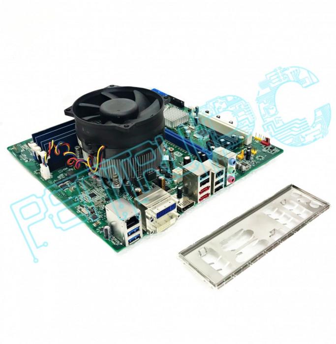 IEFTIN! KIT Placa de baza DQ67SW LGA1155 + i3 2120 3.3GHZ + 8GB RAM + Cooler