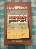 Secretele guvernarii Maresalul Ion Antonescu