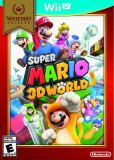 Super Mario 3D World (Selects) /Wii-U