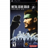 Metal Gear Solid: Portable Ops Plus (#) /PSP