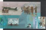 Baza antartica avion,vapor,Argentina., Nestampilat