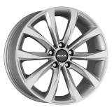 Jante BMW X1 7.5J x 17 Inch 5X112 et52 - Mak Wolf-bm Silver - pret / buc, 7,5