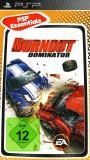 Burnout Dominator (Essentials) /PSP