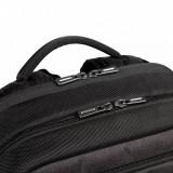 Rucsac notebook Targus, CitySmart, 12.5-15.6, Black/Grey, Material rezistent, multiple buzunare
